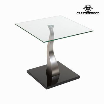 Class steel side table by Craften Wood