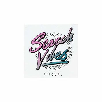 RIP CURL Search Vibes Sticker | Stickers