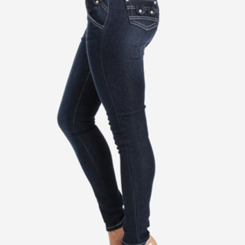 Cheap Trendy Butt Lifting Skinny Jeans in Jeans