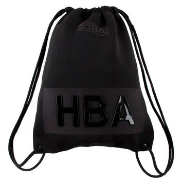 Hood By Air Neoprene Drawstring Pack