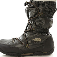 The North Face Ice Queen Women's Brown Waterproof Insulated Winter Snow Boots