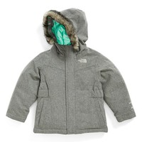 The North Face Toddler Girl's 'Greenland' Waterproof 550-Fill Down Jacket,