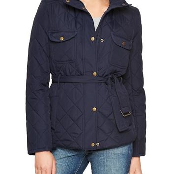 Gap Women Factory Quilted Jacket