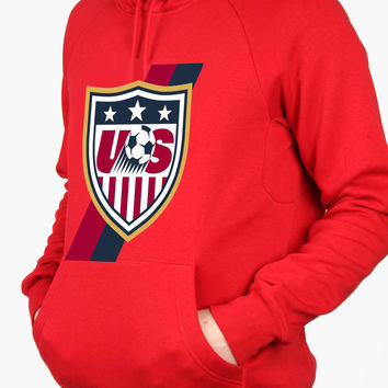 usa soccer For Man Hoodie and Woman Hoodie S / M / L / XL / 2XL*AP*