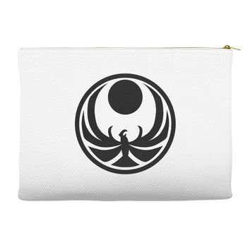 wing art Accessory Pouches