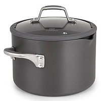 Simply Calphalon Easy System Nonstick 6-Quart Stock Pot with Cover