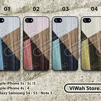 Aztec iphone 4 case, 4 colors iPhone 4 4g 4s Hard & Rubber Case, geometric arrow wood cover skin case for iphone 4/4g/4s case
