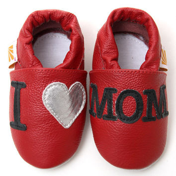 I love MOM Baby Shoes