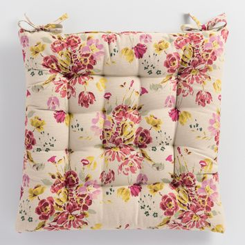 Millie Printed Chair Cushion