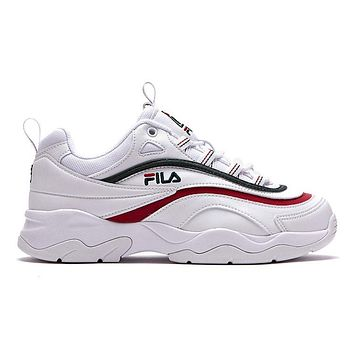 FILA Woman Men Casual Fashion Sneakers Sport Shoes