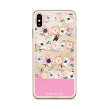 Little Blooming Floral iPhone Case