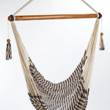 Mission Hammocks - Hanging Hammock Chair - Nautical