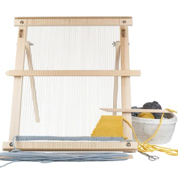 "20"" Weaving Frame Loom with Stand"