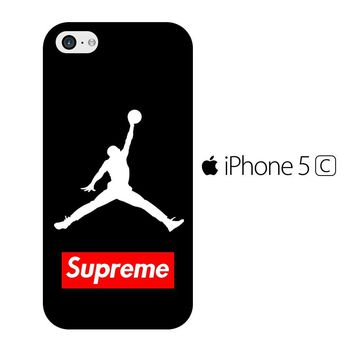 Supreme Air Jordan iPhone 5C Case