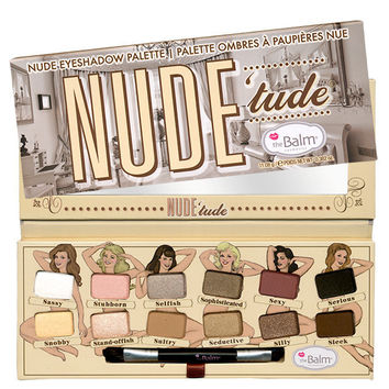 the Balm NUDE 'tude® Nude Eyeshadow Palette