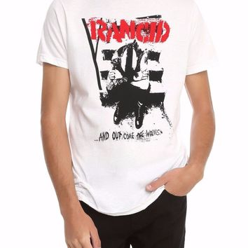 Rancid ...AND OUT COME TH WOLVES T-Shirt NEW Authentic & Licensed