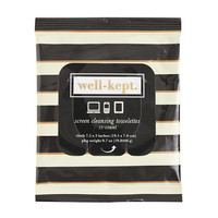 WELL-KEPT® SCREEN CLEANSING TOWELETTES