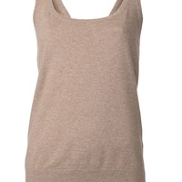 Michael Kors u-neck tank top