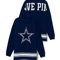 Dallas Cowboys Varsity Crew - PINK - Victoria's Secret