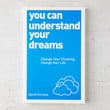 You Can Understand Your Dreams: Change Your Thinking, Change Your Life By David Fontana - Urban Outfitters
