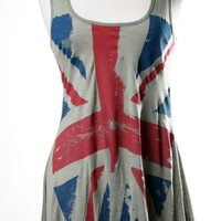 British Flag Tank in Tops