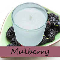 Mulberry Scented Candle in Tumbler 13 oz