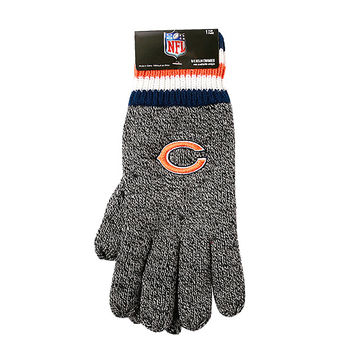 NFL Chicago Bears Thermal Gloves [Men's - One Size]