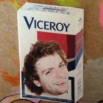 Mac Demarco Viceroy pin