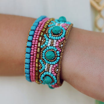 Sweetest Girl Bracelet