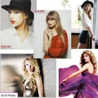 Taylor Swift 8x10 Package