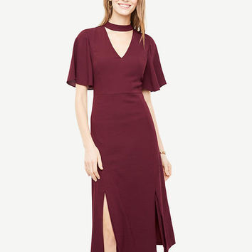 Choker Dress | Ann Taylor