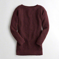 Girls Ribbed Sweater Dress | Girls New Arrivals | HollisterCo.com