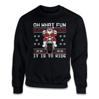 Oh What Fun It Is To Ride - TEP-601 - T Shirt