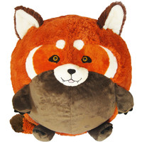 Squishable Red Panda: An Adorable Fuzzy Plush to Snurfle and Squeeze!