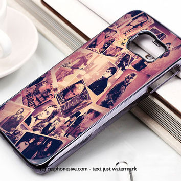 Harry Potter Collage Samsung Galaxy S6 and S6 Edge Case
