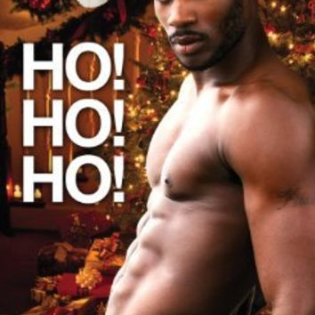Sexy Black Man - Boxed Holiday Christmas Greeting Cards - Set of 10 Cards and Envelopes