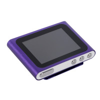 "6th Generation Mp3 Mp4 Music Media Player Movie 1.8"" LCD Screen"