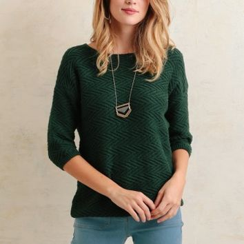 Juniper Hill Knit Sweater