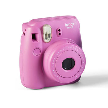 Fujifilm Instax™ Mini 8 Camera, Radiant Orchid