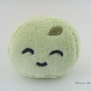 Mochi Plush - Green Tea Flavor