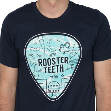 Keep Rooster Teeth Weird Community Tee