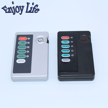 AES002 English Electric Shock Remote Power Box Sex Toys Power Supply Electro Stimulation Power Source For Adult Sex Products