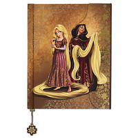 Rapunzel and Mother Gothel Fairytale Journal - Disney Fairytale Designer Collection