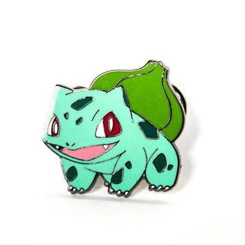Bulbasaur Pin