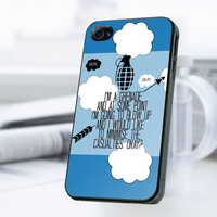 Fault In Our Stars iPhone 4 Or 4S Case