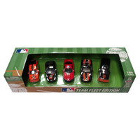 Top Dog 5 Piece Diecast Gift Set - San Francisco Giants