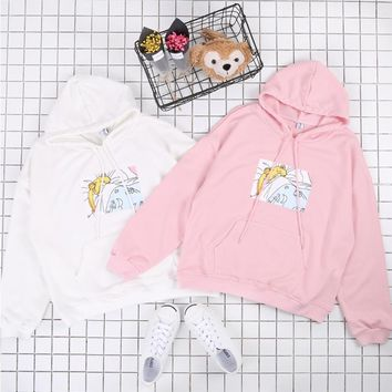 "Sailor Moon ""Stay In Bed"" Hoodie"