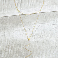 Keira Layered Necklace - Gold