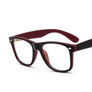 2016 Brand New Hipster Eyeglasses Frames 2182 Oversized Prescription Glasses Women Men Fake Glass