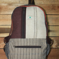 Dhan - 100% organic Hemp backpack
